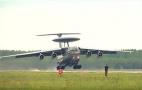 Image - Rusia presenta su nuevo avión de alerta temprana