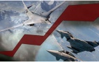 Image - El bombardero ruso Tu-160M contra el caza británico Typhoon