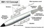 Image - Escalada nuclear en Europa: Estados Unidos ensaya la bomba B61-12