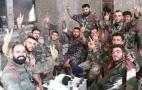 Image - Las Fuerzas Sirias continúan golpeando a las bandas mercenarias que armó Occidente y las monarquías del Golfo: a punto de quedar liberada la Guta Oriental